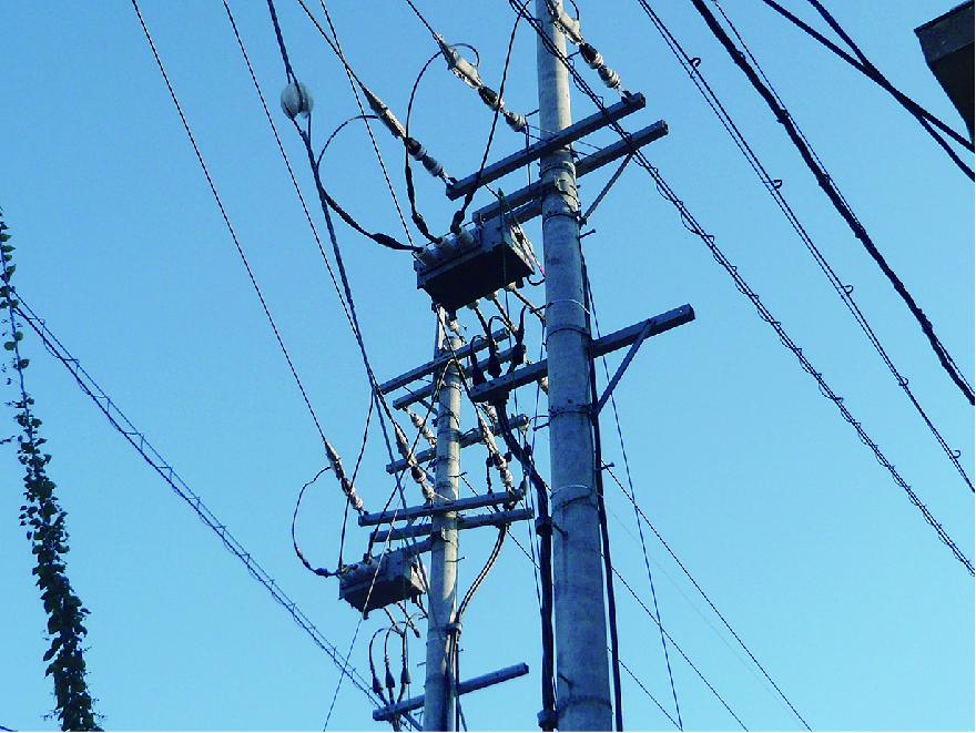 新築工場の電気設備工事